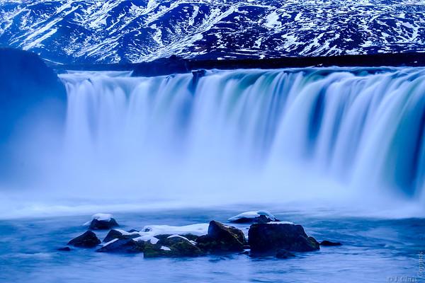 Góðafoss, Iceland
