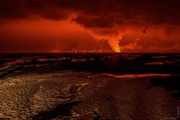 2014 Bardarbunga Eruption, Holuhraun Iceland