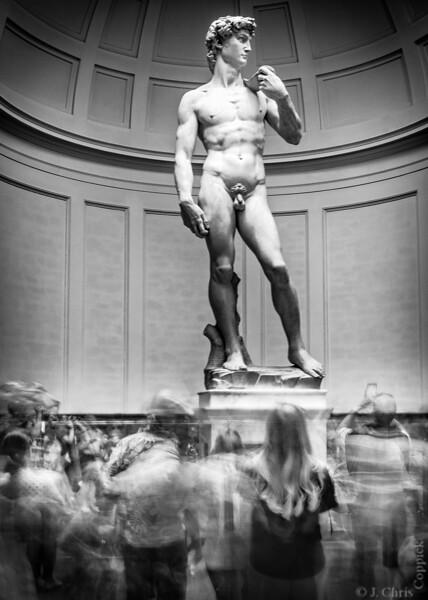 Still as a Statue