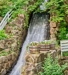 Meredith, NH Waterfall