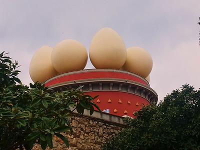 (Salvador) Dali Theater Museum,  Figueres, Spain