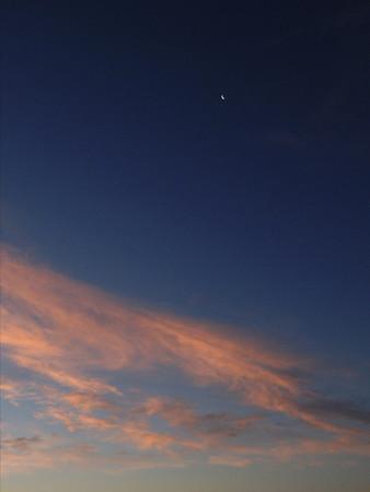 Sunset Soaring