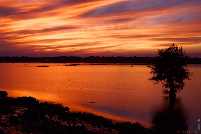 Steinhagen Lake, Texas