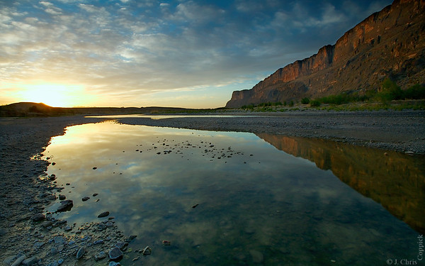 Rio Grande, Big Bend National Park, Texas