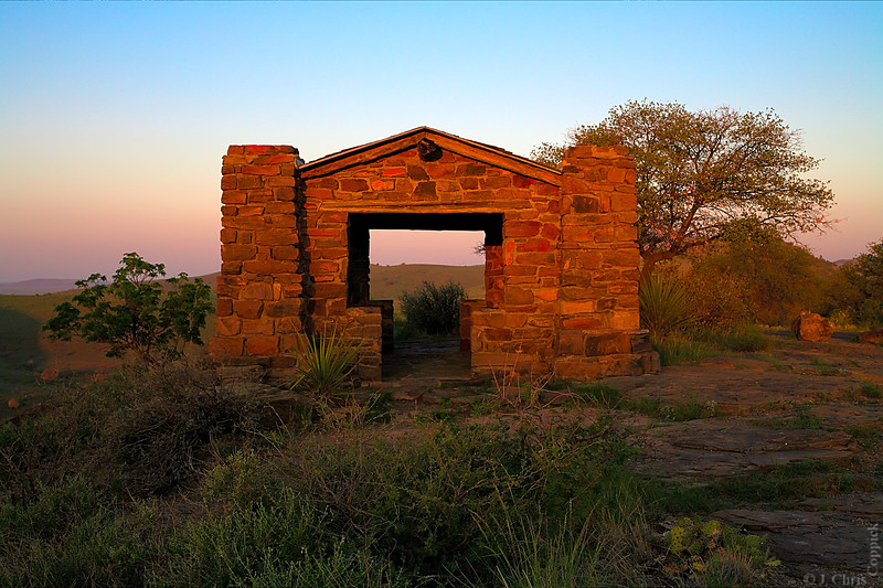 CCC Shelter, Davis Mountains State Park, Texas