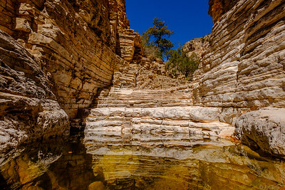 Devil's Hall, Guadalupe Mountain National Park, Texas