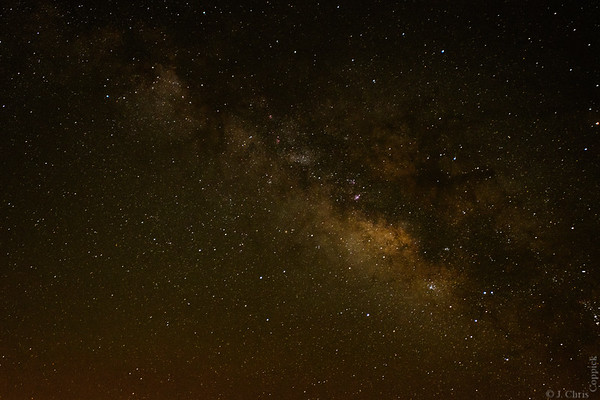 Milky Way, Guadalupe Mountain National Park, Texas