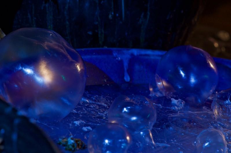 Frozen Spheres