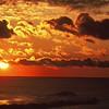 Crystal Coast Sunset