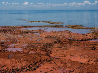 PEI Red Clay Beach