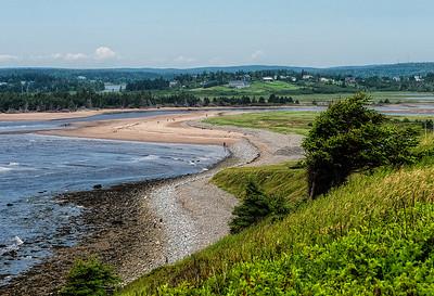 Eastern Coast of Halifax