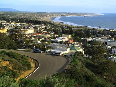 Hollywood ocean view