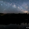 Milky Way over Smith River
