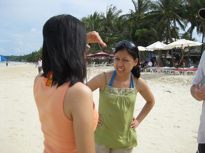Trying to plan the Boracay-is-boring getaway.