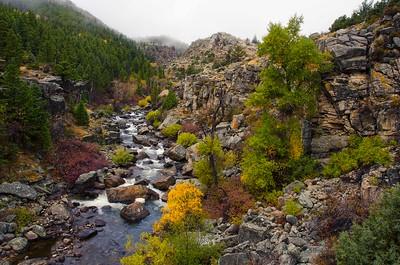 Popo Agie Falls Trail, WY