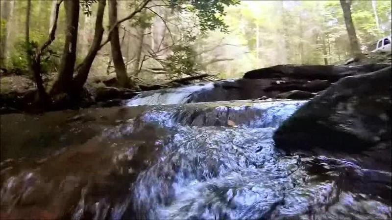 Waters Creek Falls on Blood Mountain
