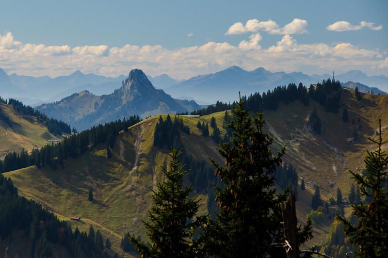 Blick in's Tegernseer Land
