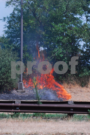 Brush Fire  SSP at Wantagh Ave