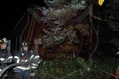 Wantagh F.D. Signal 10 1241 Barberry Rd. 11/11/13
