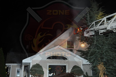 Wantagh F.D. Signal 10 2 Play Ln. 11/3/13