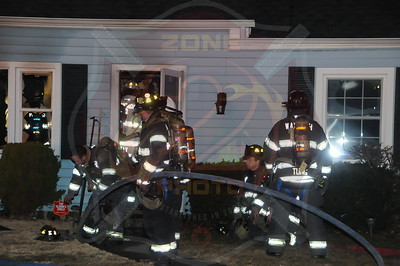 Wantagh F.D. Signal 10 268 Center Ln. 3/16/14