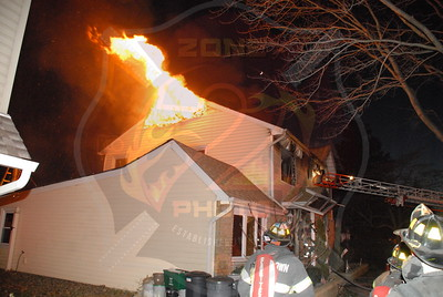 Wantagh F.D. Signal 10 84 Elm Dr. North 12/9/10