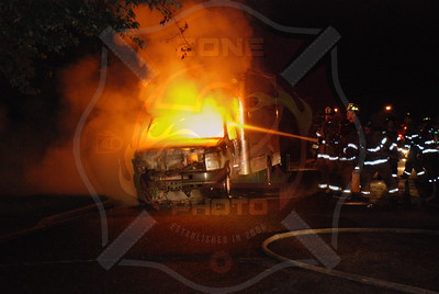 Wantagh F.D. Truck Fire Penny Ln. 6/30/08