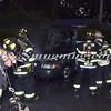 Wantagh Car Fire Byron St  9-10-12-17