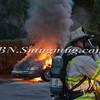 Wantagh Car Fire Byron St  9-10-12-2