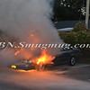 Wantagh Car Fire Byron St  9-10-12-7