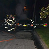 Wantagh F D  Car Fire Stratford Rd cs Wantagh Avenue 7-3-12-13