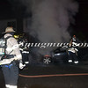 Wantagh F D  Car Fire Stratford Rd cs Wantagh Avenue 7-3-12-5