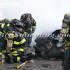 Wantagh F D  Car Fire Wantagh Ave c-s Miller Place 8-14-12-9