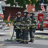 Wantagh F D  Car Fire Wantagh Ave c-s Miller Place 8-14-12-14