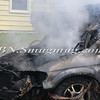 Wantagh F D  Car Fire Wantagh Ave c-s Miller Place 8-14-12-13