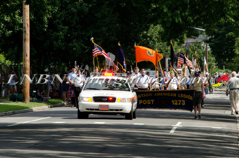 Wantagh F D  4th of July Parade 7-4-12-1