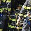 Wantagh F D  Basement Fire 4031 Bayberry Ln  5-13-13-14
