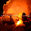 Wantagh F D Car Fire 3779 Hunt  rd 11-29-13-5
