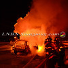 Wantagh F D Car Fire 3779 Hunt  rd 11-29-13-6