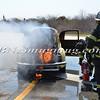 Wantagh F D  Car Fire Jones Beach E-B Bay Drive west of Field 10 4-28-13-16