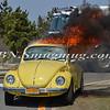 Wantagh F D  Car Fire Jones Beach E-B Bay Drive west of Field 10 4-28-13-7