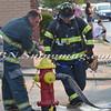 Wantagh F D  Car Fire Merrick Rd  and Beech St  7-17-13-19