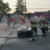 Wantagh F D  Car Fire Merrick Rd  and Beech St  7-17-13-16