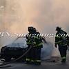 Wantagh F D  Car Fire Merrick Rd  and Beech St  7-17-13-10
