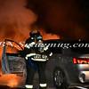 Wantagh F D Car Fire NB Sob at SS Pkwy-15