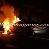 Wantagh F D Car Fire NB Sob at SS Pkwy-8