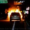 Wantagh F D Car Fire NB Sob at SS Pkwy