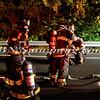 Wantagh F D Car Fire NB Sob at SS Pkwy-9