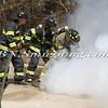 Wantagh F D  Car Fire N-B Wantagh Pkwy at Merrick Rd  3-23-13-15