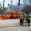 Wantagh F D  Car Fire N-B Wantagh Pkwy at Merrick Rd  3-23-13-11